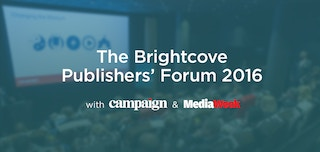 Recapping The Publishers' Forum 2016