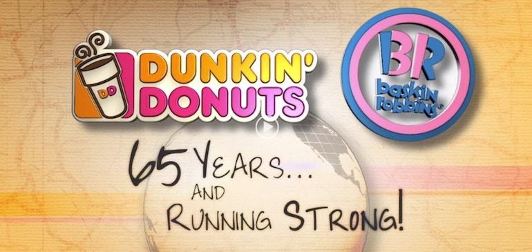 Wie Dunkin' Donuts 2.000 Franchise-Nehmer dazu motivierte, seine Unternehmens-Videos anzusehen