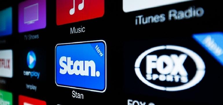 호주 스트리밍 서비스 'Stan', 애플 TV에 콘텐츠 제공