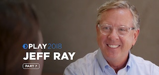 PLAY 2018 Speaker Series - Jeff Ray