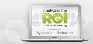 公開中:動画マーケティングの ROI を分析する