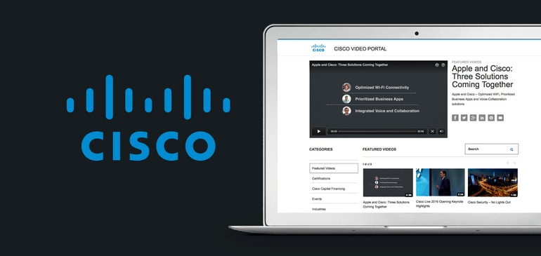 How Cisco is Leading Digital Marketing with Video