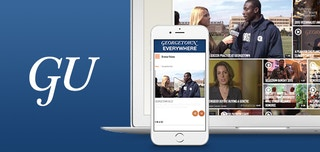 Georgetown University Enrolls Video to Increase Online Engagement