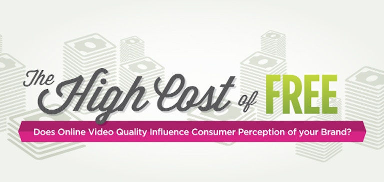 [인포그래픽]: YouTube and The High Cost of Free