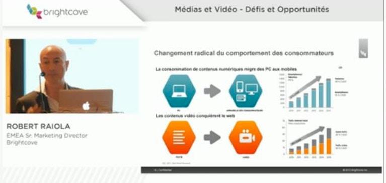 Médias et vidéo : du développement de l'audience à la monétisation