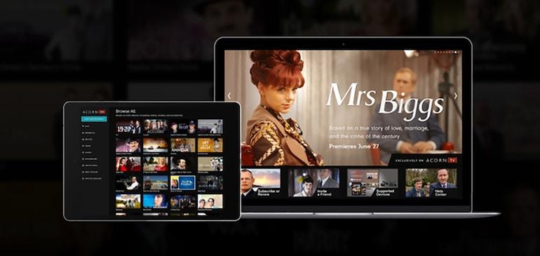 Acorn TV が OTT 会員の 400% 増を達成した方法