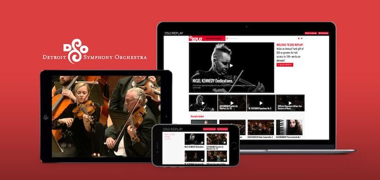 Video-Marketing-Tipps: Detroit Symphony Orchestra verbessert mit preisgekrönten Programmen die Geschäftsergebnisse