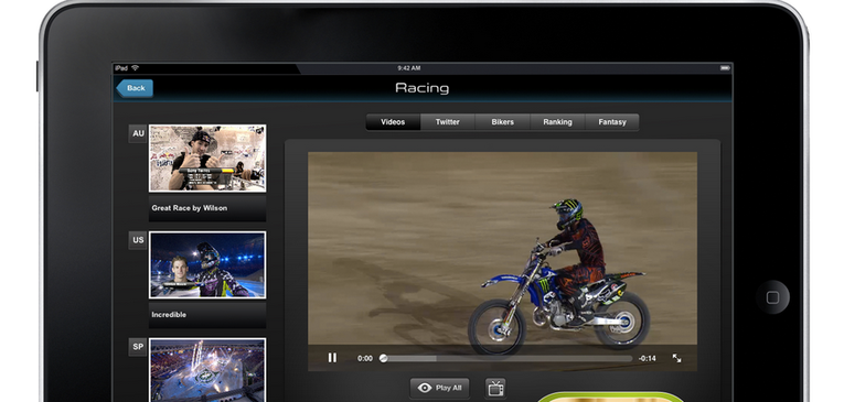 Zencoder-Service von Brightcove powert EVS-Lösung für VOD Second-Screen-Content