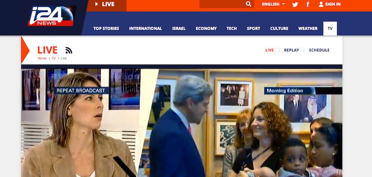i24 News は世界中の視聴者へのニュース配信に Brightcove Video Cloud を採用