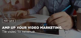 비디오 마케팅 강화하기: 비디오를 매출로 연결하기