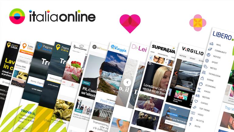 Italiaonline, entre los mejores de Italia en visibilidad de anuncios