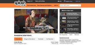 Australian Broadcasting Corp Makes a Splash with Accessible Education