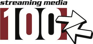 브라이트코브, 2014 스트리밍 미디어 100대 기업 선정