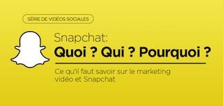 Snapchat : Quoi ? Qui ? Pourquoi ?