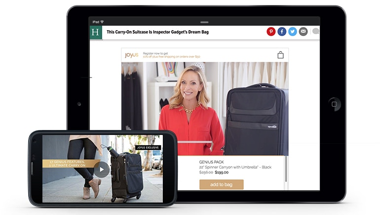 Tique's Shoppable Videos Drive 20 Times Higher Revenue-Per-View Than Pre-Roll