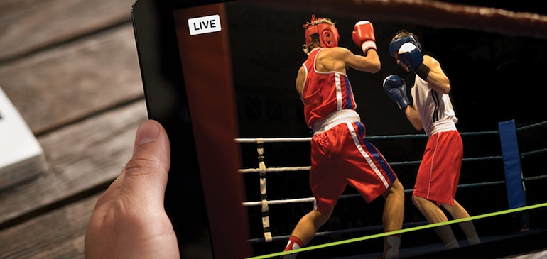 How Foxtel Live-streamed the Most Hyped Boxing Bout of the Year