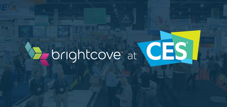 Meet with the Brightcove Team at CES 2016!