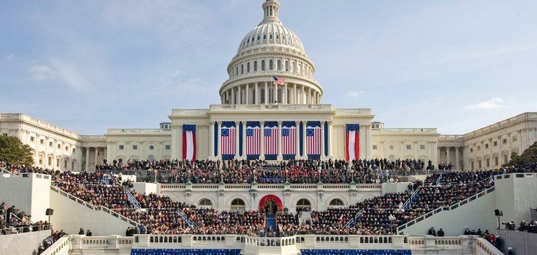 Inauguration 2013 Streamed Live to Millions