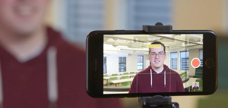 iPhoneで質の高い動画コンテンツを撮影する方法