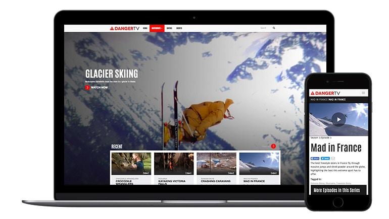 DangerTV verzeichnet in nur einem Monat einen 300%-igen Anstieg echter Video-Aufrufe