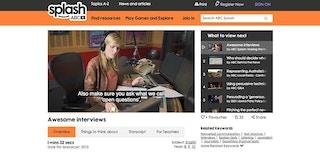 Une société de diffusion australienne fait le buzz en rendant l'éducation accessible à tous.