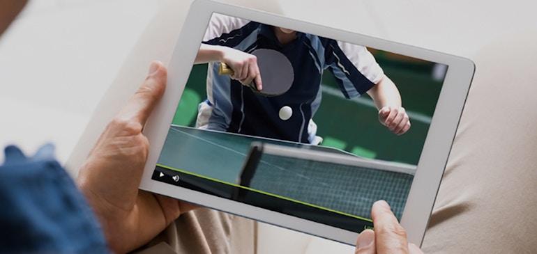 テレビ東京様による 2017 年世界卓球選手権ドイツ大会のライブ配信に Brightcove Live が採用