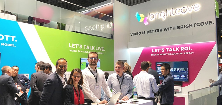 IBC 2018: Low-latency live, OTT, and women in media