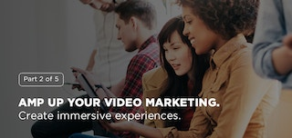 How to Create Immersive Video Experiences