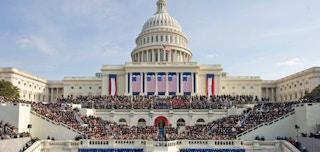 오바마 2기 취임식, 온라인 생중계로 수백만 명이 시청