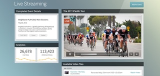 ライブ動画イベントを簡単に配信する方法