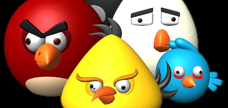 Rovio lance la chaine vidéo : Angry Birds Toons avec Brightcove Video Cloud