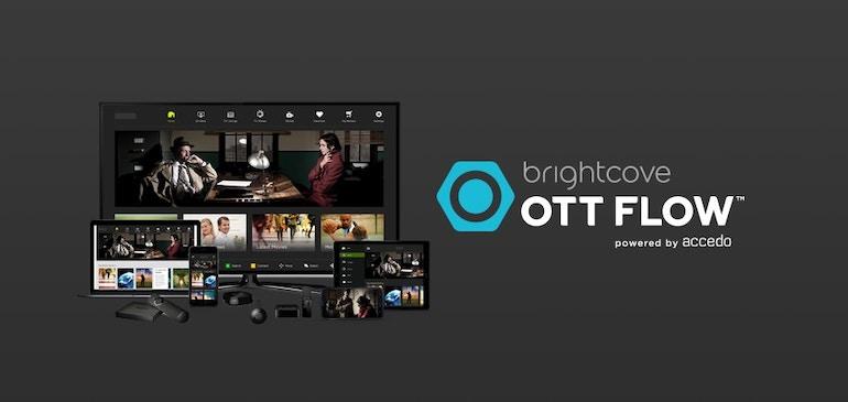"""브라이트코브, OTT 서비스 가속화 솔루션 """"OTT Flow"""" 출시"""