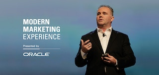 Live-Streaming Keynotes for Marketers at Oracle's Modern Marketing Experience