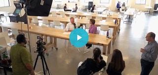 ブライトコーブの舞台裏:動画で企業文化を構築
