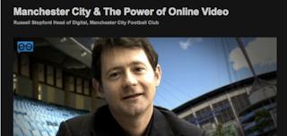 맨체스터시티, 온라인 비디오로 팬들과 소통 강화