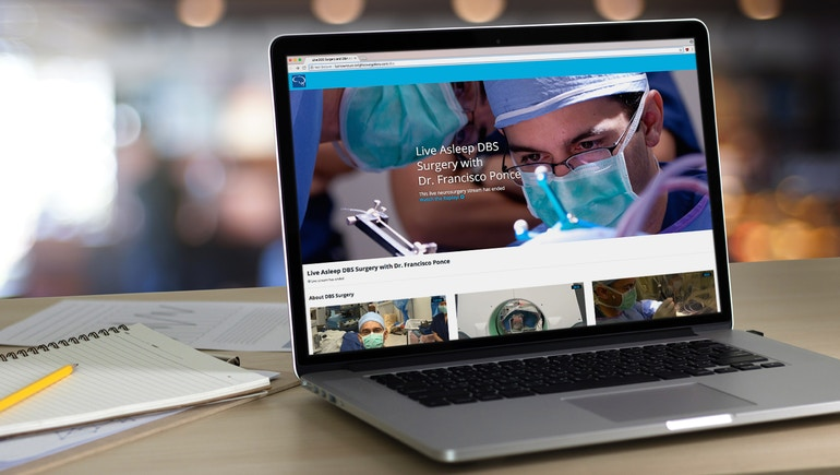 Live Stream Surgery Draws Over 40K Views