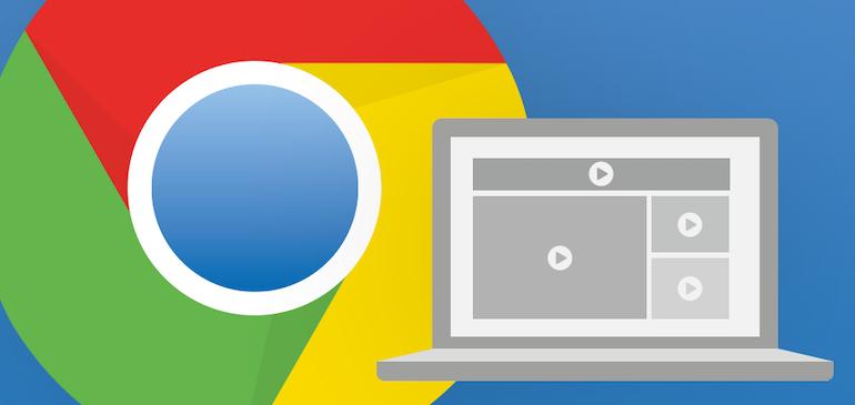 구글 크롬의 플래시 차단: HTML5 플레이어 시대의 도래