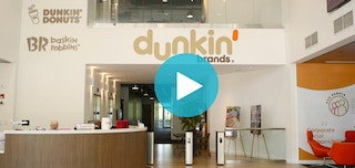 Dunkin' Brands: Serving Coffee and Video Across the Country