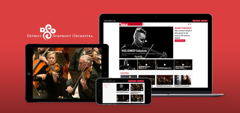 Video Marketing Tips: Detroit Symphony Orchestra's Award Winning Programs Drove Bottom Line Success
