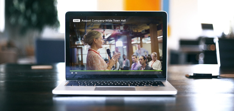 Avoid the Silent Town Hall with Interactive Corporate Video