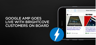 Google AMPがスタート - ブライトコーブ顧客も導入
