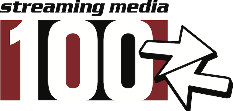 Brightcove Named to the Streaming Media 100