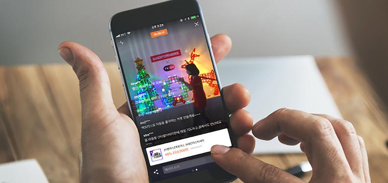 ライブコマース:リアルタイムチャットを通したユーザー参加の誘導と収益化