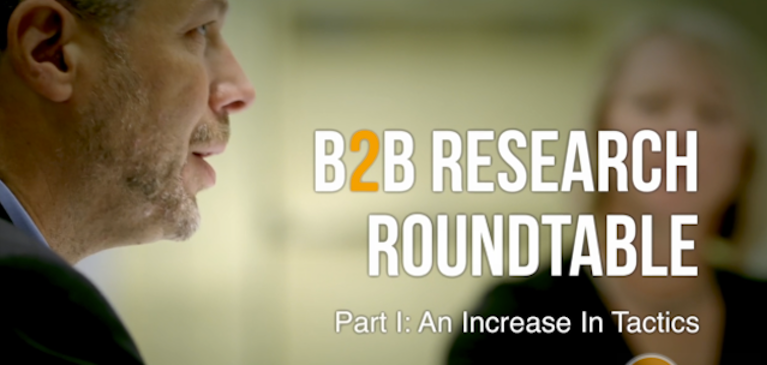 Brightcove and the Content Marketing Institute: B2B Roundtable Video Series Part I