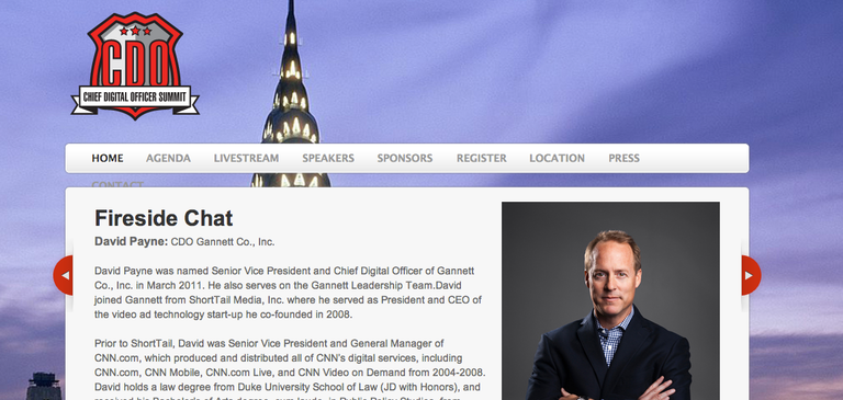 Brightcove Powers Livestream for First-ever Chief Digital Officer Summit