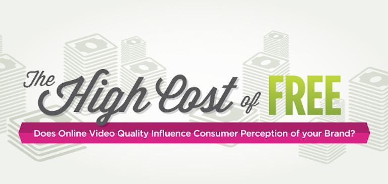 【インフォグラフィック】YouTube と無料であることの高コスト