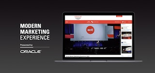 Personalization, Integration, and Audience Expansion at Oracle Modern Marketing Experience