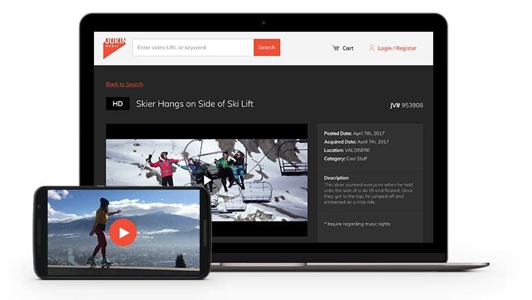 사용자 제작 비디오 시장을 선도하는 Jukin Media