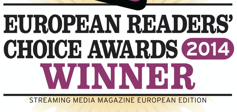 Brightcove Once Receives Best Video Advertising Award at Streaming Media Europe Readers Choice Awards
