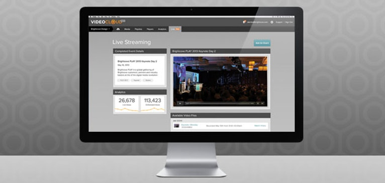 Brightcove Launches Video Cloud Live: Start Streaming Live in Just a Few Clicks